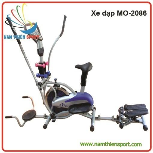 Xe đạp tập thể thao đa năng Mo-2086